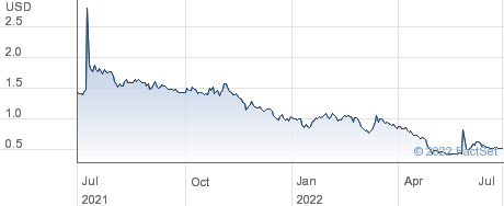 India Globalization Capital Inc performance chart