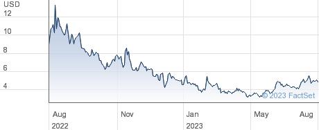 Seer Inc performance chart